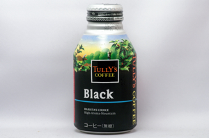 TULLY'S COFFEE BARISTA'S CHOICE ブラック 香りの青