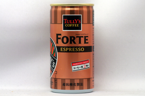 TULLY'S COFFEE BARISTA'S CHOICE フォルテ エスプレッソ