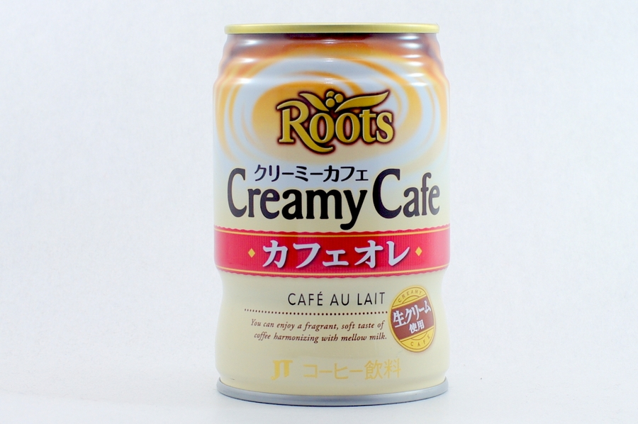 Roots クリーミーカフェ 2014年10月