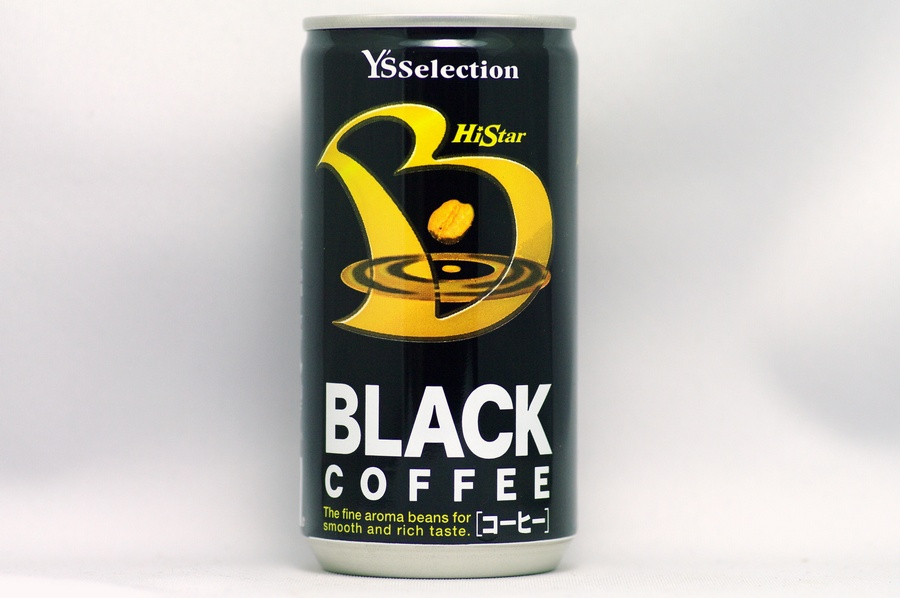 Y'Sselection HiStar ブラックコーヒー