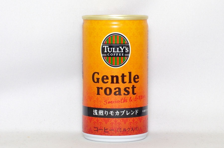 TULLY'S COFFEE ジェントルロースト(170g缶)
