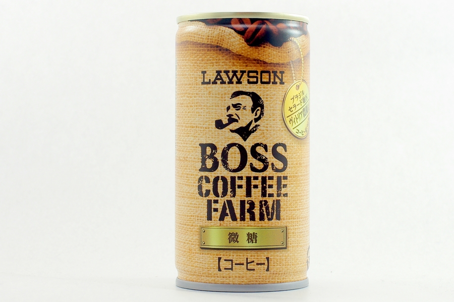 BOSS COFFEE FARM 微糖 2014年10月