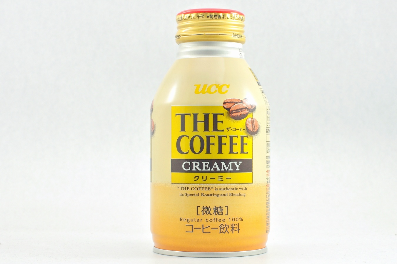 UCC THE COFFEE クリーミー 2015年3月