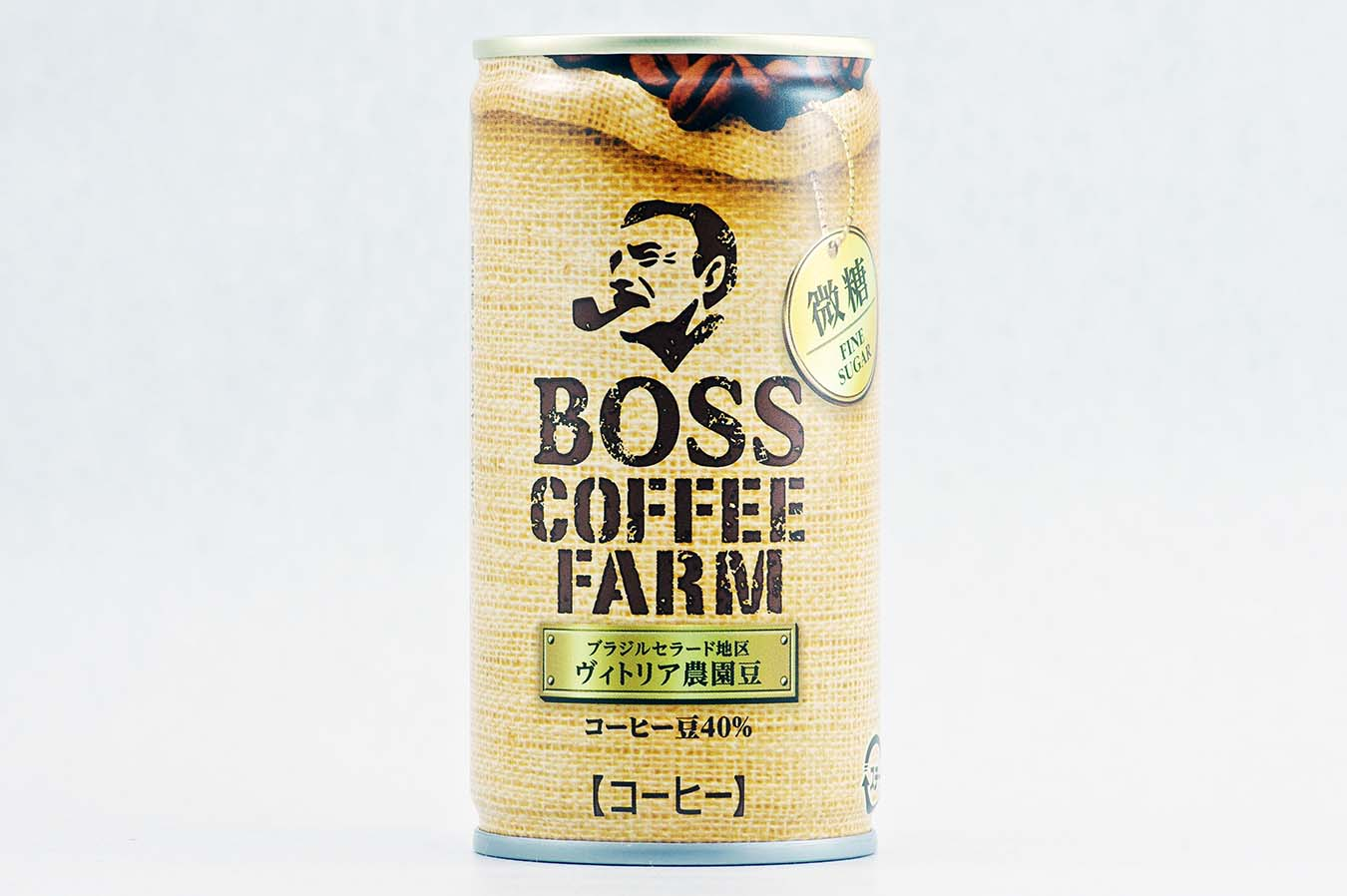 BOSS COFFEE FARM 微糖 2015年6月