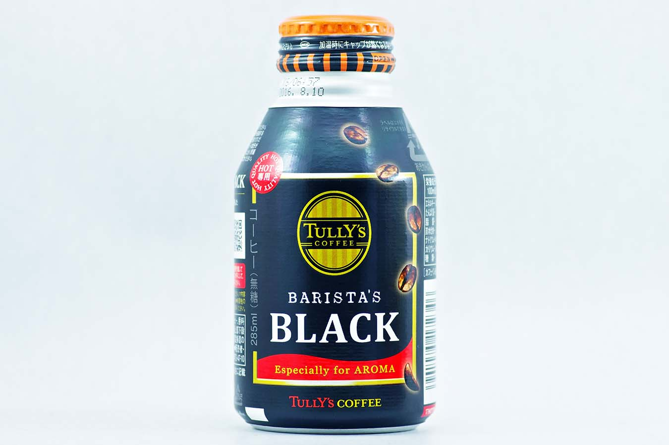 TULLY'S COFFEE BARISTA'S BLACK(ホット専用) 2015年9月