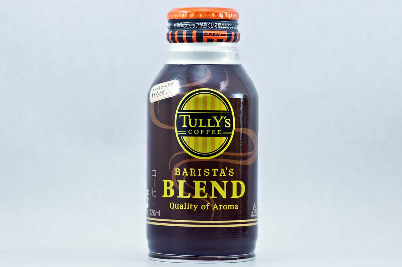 TULLY'S COFFEE BARISTA'S BLEND 2015年9月