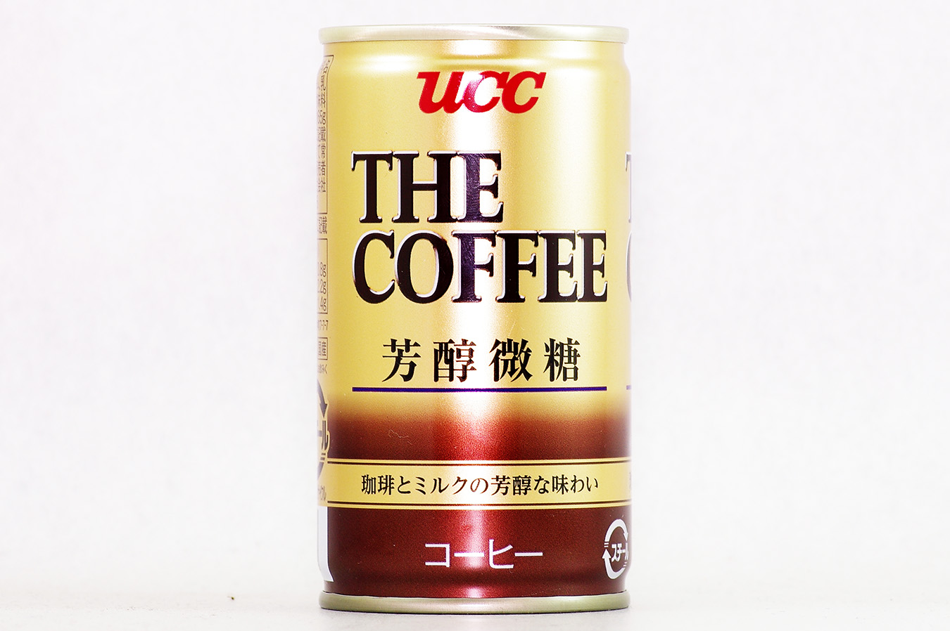 UCC THE COFFEE 芳醇微糖 2016年6月