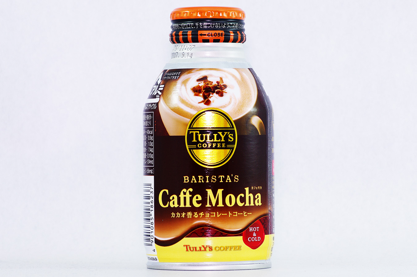 TULLY'S COFFEE BARISTA'S BARISTA'S カフェモカ 2016年10月