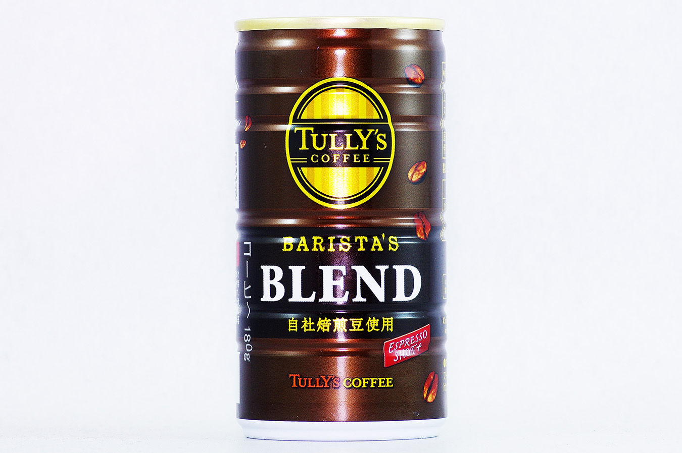 TULLY'S COFFEE BARISTA'S BLEND 2016年10月