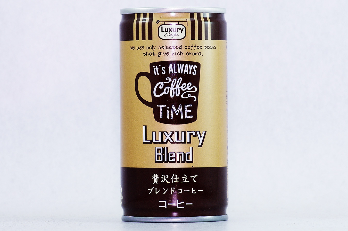Luxury Cafe Luxury Blend 2016年12月