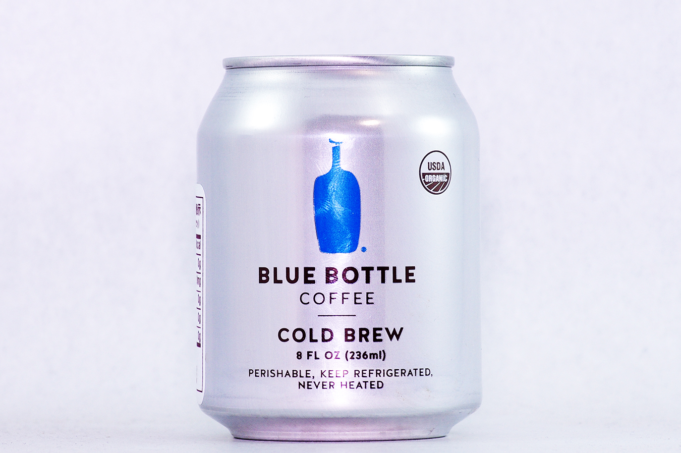 BLUE BOTTLE COFFEE COLD BREW 表面 2017年3月