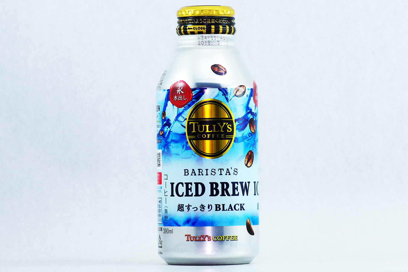 TULLY'S COFFEE BARISTA'S ICED BREW 2017年4月