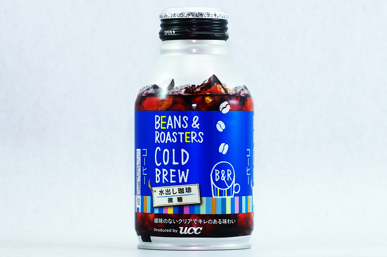UCC BEANS & ROASTERS COLD BREW 微糖 2017年6月