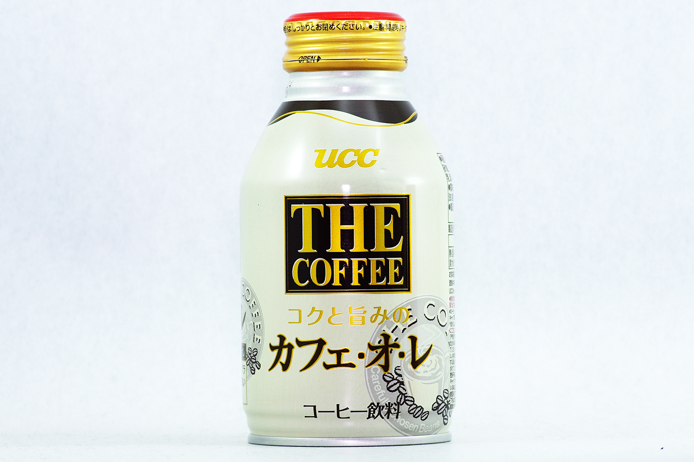 UCC THE COFFEE カフェ・オ・レ 2017年9月