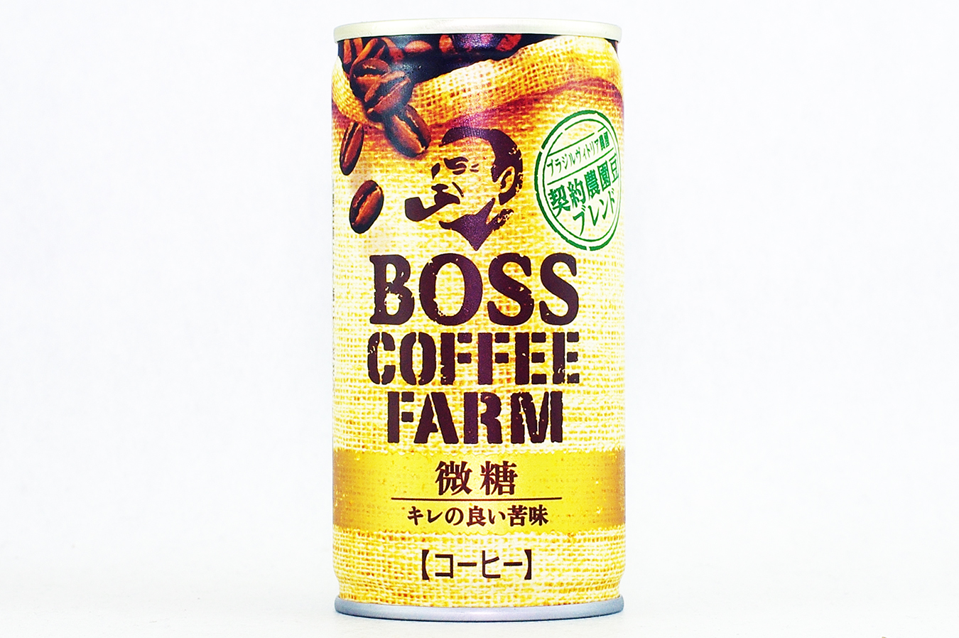 BOSS COFFEE FARM 微糖 2018年10月